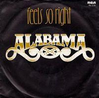Cover Alabama - Feels So Right