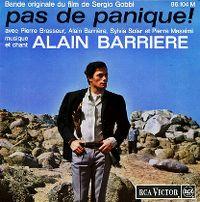 Cover Alain Barrière - Générique