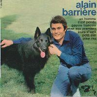 Cover Alain Barrière - Un homme s'est pendu