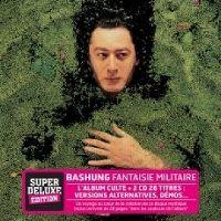 Cover Alain Bashung - Fantaisie militaire