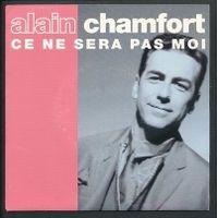 Cover Alain Chamfort - Ce ne sera pas moi