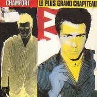 Cover Alain Chamfort - Le plus grand chapiteau