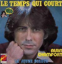 Cover Alain Chamfort - Le temps qui court