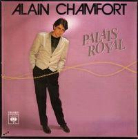 Cover Alain Chamfort - Palais royal
