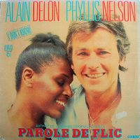 Cover Alain Delon & Phyllis Nelson - I Don't Know