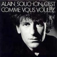 Cover Alain Souchon - C'est comme vous voulez