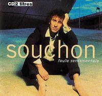 Cover Alain Souchon - Foule sentimentale