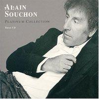 Cover Alain Souchon - Platinum Collection