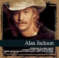 Cover Alan Jackson - Collections