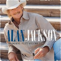 Cover Alan Jackson - Greatest Hits Volume II