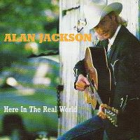Cover Alan Jackson - Here In The Real World