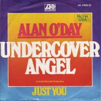 Cover Alan O'Day - Undercover Angel