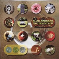 Cover Alan Parsons - The Time Machine
