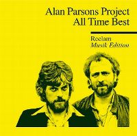 Cover Alan Parsons Project - All Time Best - Reclam Musik Edition