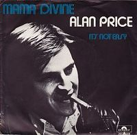Cover Alan Price - Mama Divine