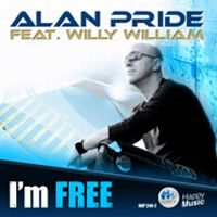 Cover Alan Pride feat. Willy William - I'm Free