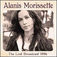 Cover Alanis Morissette - The Lost Broadcast 1996