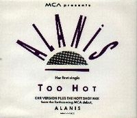 Cover Alanis Morissette - Too Hot