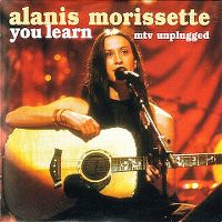 Cover Alanis Morissette - You Learn (MTV Unplugged)