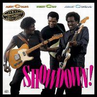 Cover Albert Collins / Robert Cray / Johnny Copeland - Showdown!