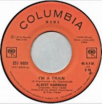 Cover Albert Hammond - I'm A Train