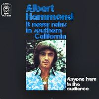 Cover Albert Hammond - It Never Rains In Southern California