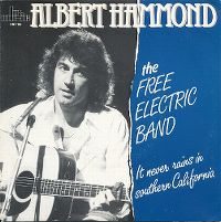 Cover Albert Hammond - The Free Electric Band