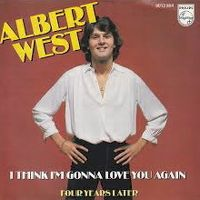 Cover Albert West - I Think I'm Gonna Love You Again