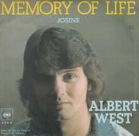 Cover Albert West - Memory Of Life