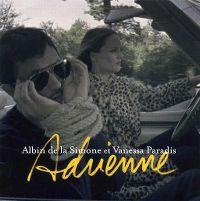 Cover Albin de la Simone et Vanessa Paradis - Adrienne