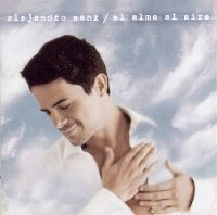 Cover Alejandro Sanz - El alma al aire