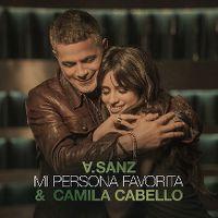 Cover Alejandro Sanz & Camila Cabello - Mi persona favorita