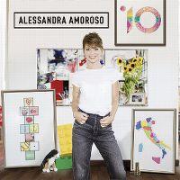Cover Alessandra Amoroso - 10
