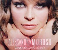 Cover Alessandra Amoroso - Cinque passi in più