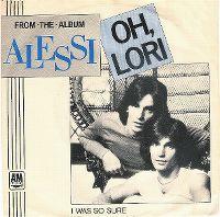 Cover Alessi - Oh, Lori