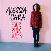 Cover Alessia Cara - Four Pink Walls EP