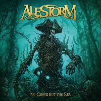 Cover Alestorm - No Grave But The Sea