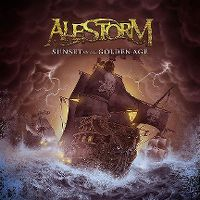 Cover Alestorm - Sunset On The Golden Age