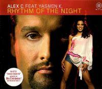 Cover Alex C. feat. Yasmin K. - Rhythm Of The Night