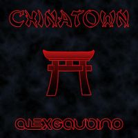 Cover Alex Gaudino - Chinatown