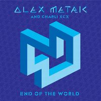 Cover Alex Metric & Charli XCX - End Of The World