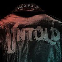Cover Alex Price - Untold