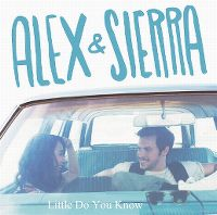 Cover Alex & Sierra - Little Do You Know