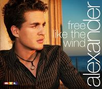 Cover Alexander - Free Like The Wind