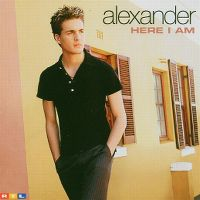 Cover Alexander - Here I Am