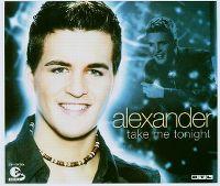 Cover Alexander - Take Me Tonight