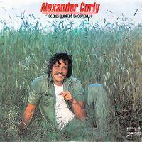 Cover Alexander Curly - Boeren burgers en buitenlui