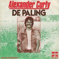 Cover Alexander Curly - De paling