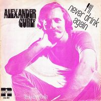 Cover Alexander Curly - I'll Never Drink Again