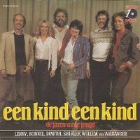Cover Alexander Curly, Bonnie St. Claire, Dimitri van Toren, Lenny Kuhr, Shirley Zwerus, Willem Duyn - Een kind, een kind